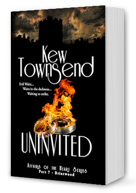 UNINVITED Book Cover